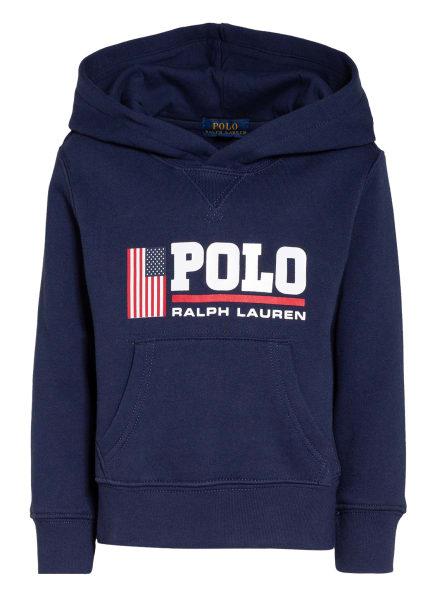 POLO RALPH LAUREN Sweatshirt , Farbe: DUNKELBLAU/ WEISS/ ROT (Bild 1)