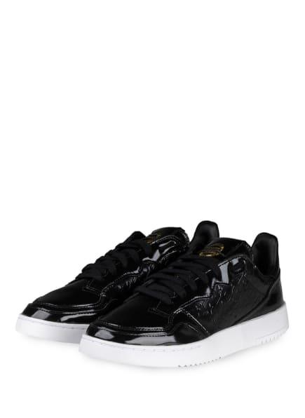 adidas Originals Sneaker SUPERCOURT, Farbe: SCHWARZ (Bild 1)