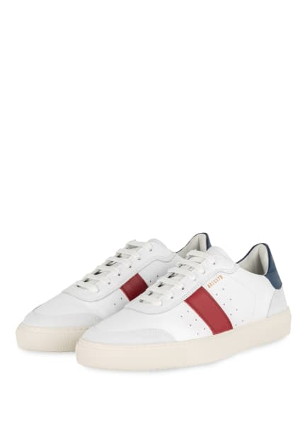 AXEL ARIGATO Sneaker DUNK , Farbe: WEISS/ DUNKELBLAU/ DUNKELROT (Bild 1)