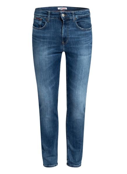 TOMMY JEANS Jeans AUSTIN Slim Fit , Farbe: 1A4 Queens Mid Blue Str (Bild 1)