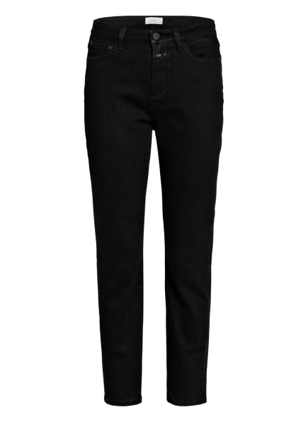 CLOSED 7/8-Jeans BAKER HIGH, Farbe: SCHWARZ (Bild 1)