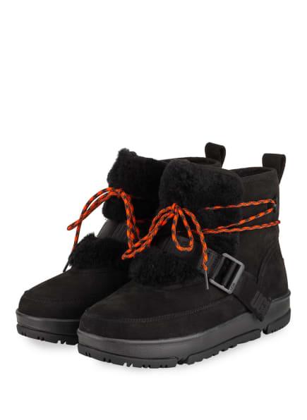 UGG Boots CLASSIC WEATHER HIKER, Farbe: SCHWARZ (Bild 1)