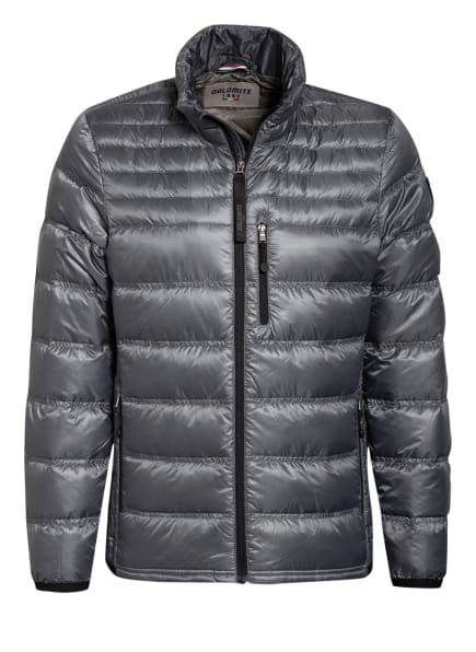 Dolomite Lightweight-Daunenjacke, Farbe: GRAU (Bild 1)
