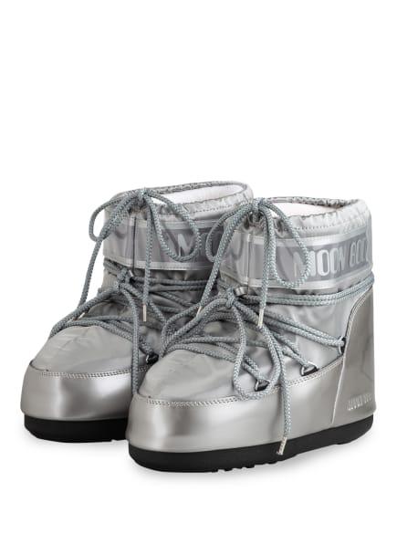 MOON BOOT Moon Boots CLASSIC, Farbe: SILBER (Bild 1)
