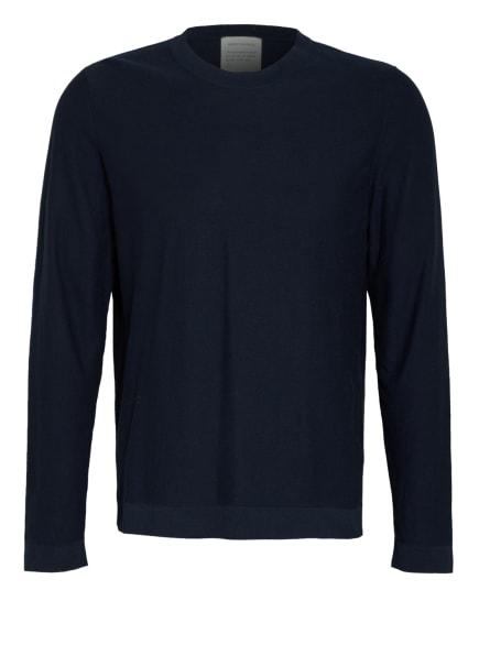 ARMEDANGELS Pullover LAANDO, Farbe: DUNKELBLAU (Bild 1)