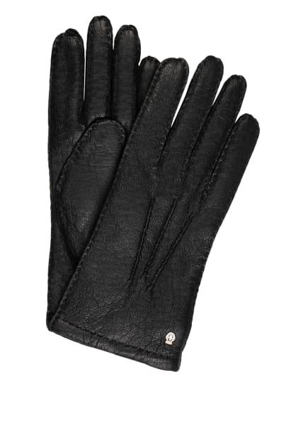 ROECKL Handschuhe PECCARY, Farbe: SCHWARZ (Bild 1)
