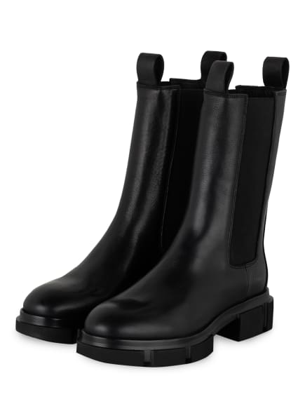 COPENHAGEN Chelsea-Boots CPH500, Farbe: SCHWARZ (Bild 1)
