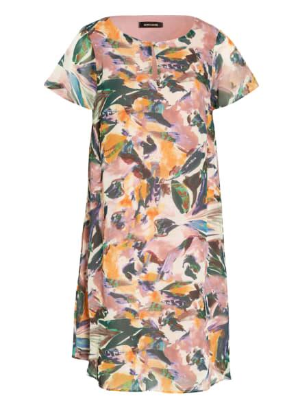 MORE & MORE Kleid, Farbe: HELLLILA/ GRÜN/ ECRU (Bild 1)