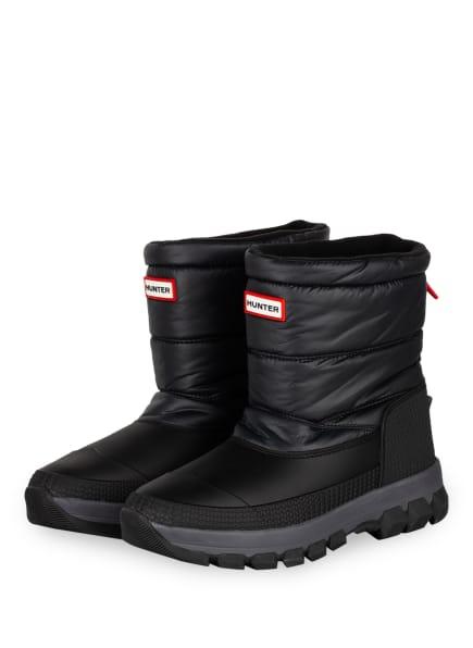 HUNTER Boots , Farbe: SCHWARZ (Bild 1)