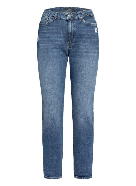 mavi Mom Jeans, Farbe: 31406 dark shaded all blue (Bild 1)