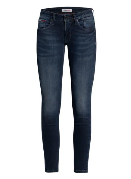 TOMMY JEANS Skinny Jeans SCARLETT, Farbe: 1BJ Jade Dark Blue Str (Bild 1)