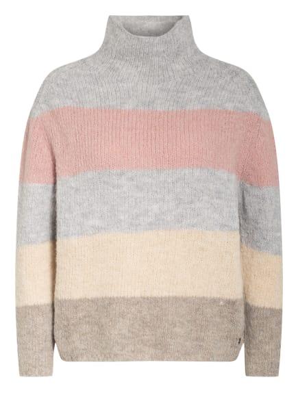 BETTER RICH Pullover, Farbe: HELLGRAU/ TAUPE/ ROSÉ (Bild 1)