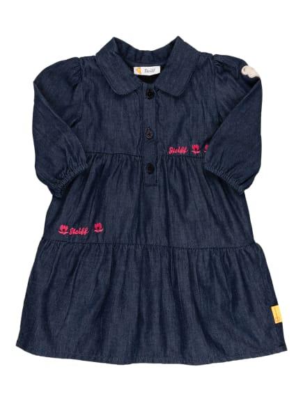 Steiff Jeanskleid, Farbe: BLAU (Bild 1)