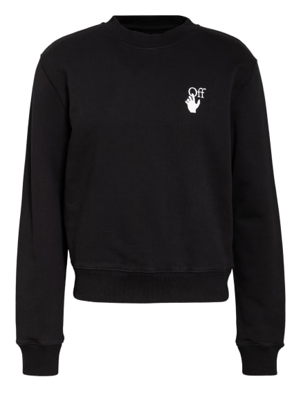 OFF-WHITE Sweatshirt PASCAL, Farbe: SCHWARZ (Bild 1)