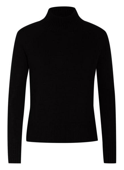 MARC CAIN Pullover mit Cashmere, Farbe: 900 BLACK (Bild 1)