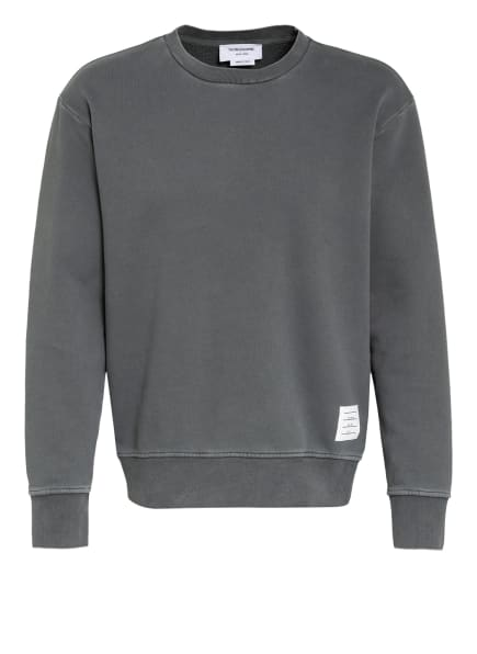THOM BROWNE. Sweatshirt , Farbe: GRAU (Bild 1)