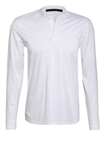 DRYKORN Henley-Shirt KENO , Farbe: WEISS (Bild 1)