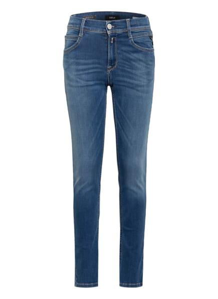 REPLAY Jeans WALLYS Super Slim Fit, Farbe: 009 MEDIUM BLUE (Bild 1)