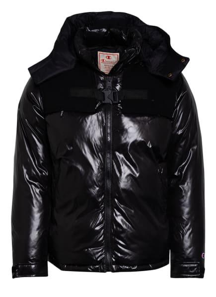 Champion Outdoor-Jacke, Farbe: SCHWARZ (Bild 1)
