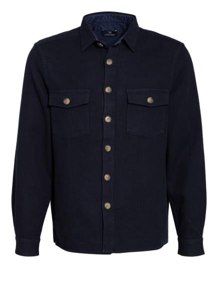 STROKESMAN'S Overshirt, Farbe: DUNKELBLAU (Bild 1)