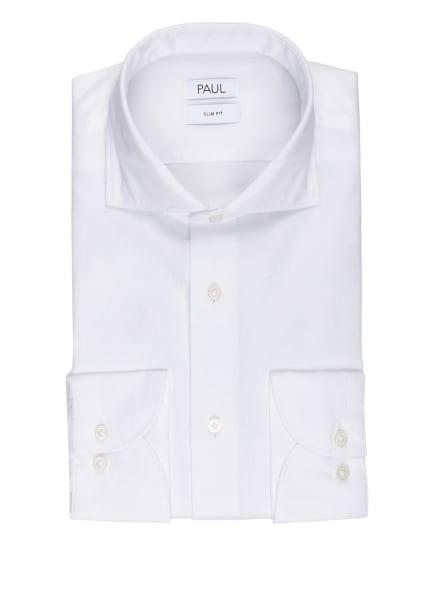 PAUL Hemd Slim Fit, Farbe: WEISS (Bild 1)