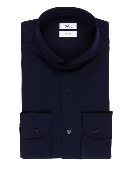 PAUL Jerseyhemd Slim Fit, Farbe: DUNKELBLAU (Bild 1)