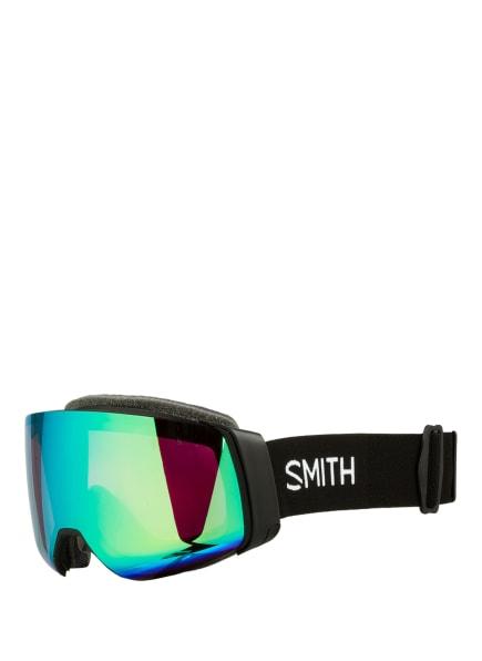 SMITH Skibrille 4D MAG, Farbe: SCHWARZ/ GRÜN (Bild 1)