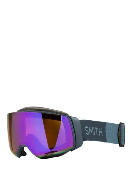 SMITH Skibrille 4D MAG, Farbe: BLAUGRAU/ LILA (Bild 1)
