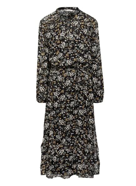 summum woman Kleid, Farbe: SCHWARZ/ GRÜN/ WEISS (Bild 1)