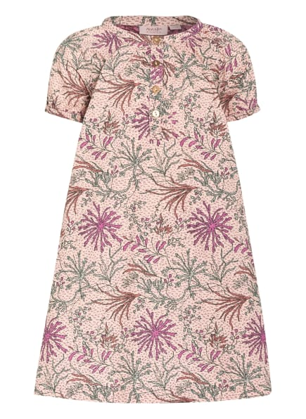NOA NOA miniature Kleid , Farbe: NUDE/ HELLLILA/ GRÜN (Bild 1)