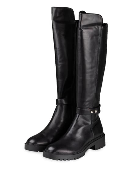UNISA Boots VULCAN, Farbe: SCHWARZ (Bild 1)