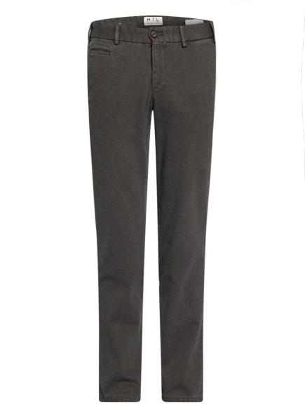 HILTL Chino TUCKER Slim Fit, Farbe: DUNKELGRAU/ BEIGE (Bild 1)