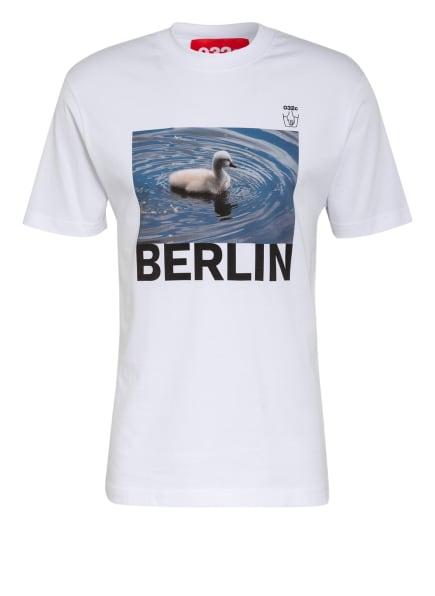 032c T-Shirt, Farbe: WEISS (Bild 1)