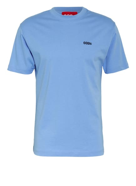 032c T-Shirt, Farbe: HELLBLAU (Bild 1)
