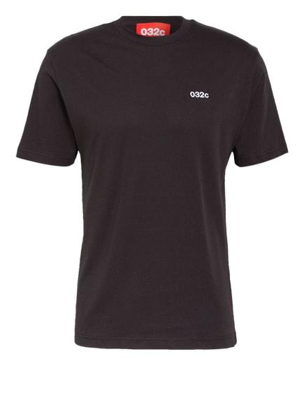 032c T-Shirt, Farbe: SCHWARZ (Bild 1)