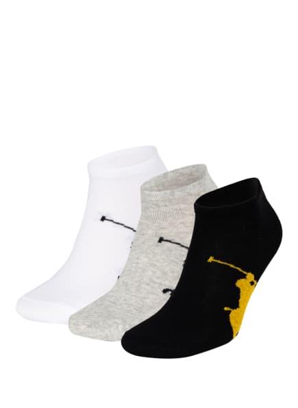 POLO RALPH LAUREN 3er-Pack Socken , Farbe: 002 ASSORTED (Bild 1)
