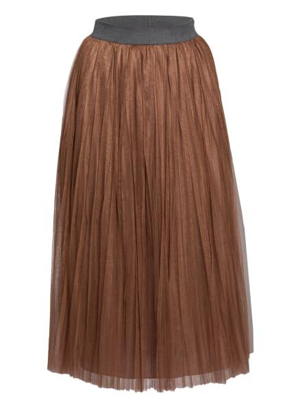 FABIANA FILIPPI Tüllrock, Farbe: BRAUN (Bild 1)
