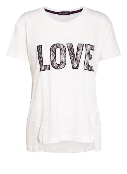 P.J.Salvage Lounge-Shirt , Farbe: WEISS (Bild 1)