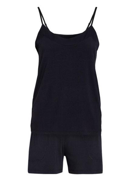 Marc O'Polo Shorty-Schlafanzug , Farbe: DUNKELBLAU (Bild 1)
