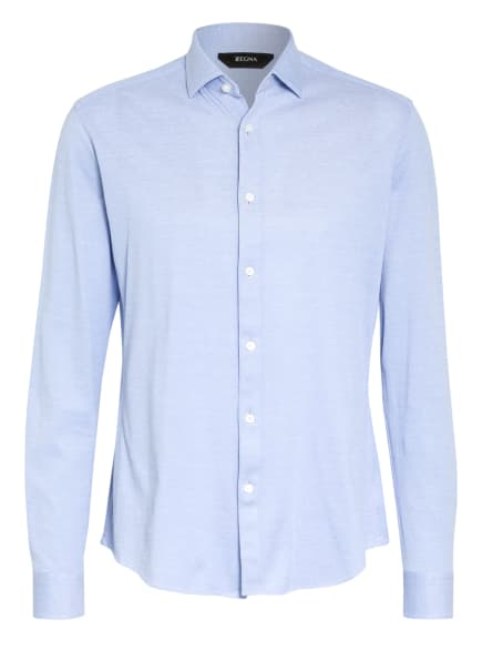 ZZegna Hemd Regular Fit, Farbe: HELLBLAU (Bild 1)