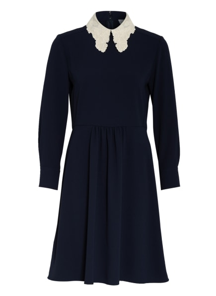 Chloé Kleid, Farbe: DUNKELBLAU (Bild 1)