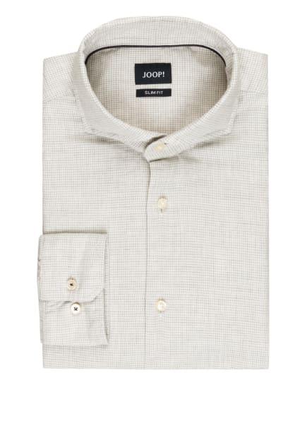 JOOP! Hemd PEJOS Slim Fit, Farbe: WEISS/ GRAU (Bild 1)