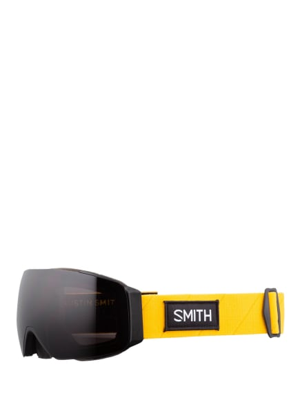 SMITH Skibrille I/O MAG™, Farbe: SCHWARZ GELB (Bild 1)