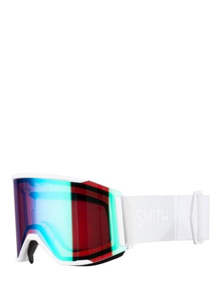 SMITH Skibrille SQUAD MAG, Farbe: WEISS/ ROSÉ/ BLAU (Bild 1)