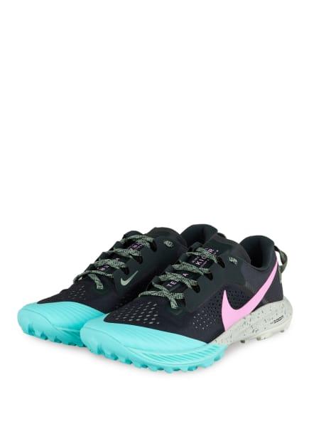Nike Trailrunning-Schuhe AIR ZOOM TERRA KIGER 6, Farbe: KHAKI/ MINT (Bild 1)