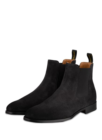 DOUCAL'S Chelsea-Boots, Farbe: DUNKELGRAU (Bild 1)