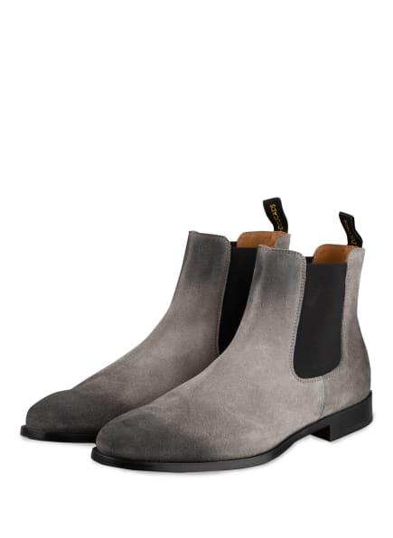 DOUCAL'S Chelsea-Boots, Farbe: HELLGRAU/ DUNKELGRAU (Bild 1)