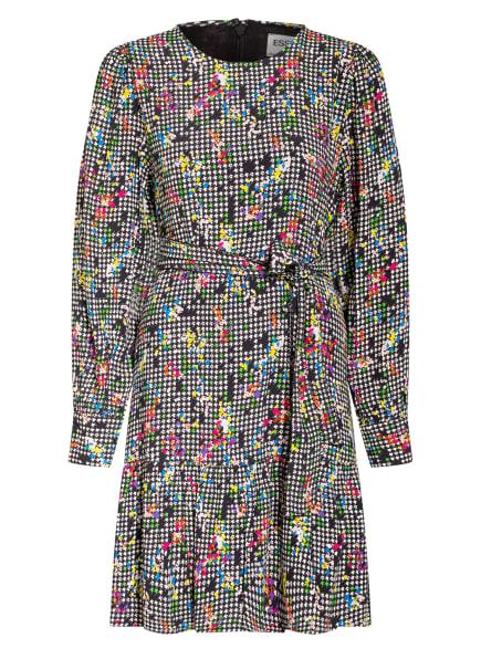 ESSENTIEL ANTWERP Kleid WEFFORT , Farbe: SCHWARZ/ WEISS/ PINK (Bild 1)