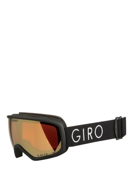 GIRO Skibrille MILLIE, Farbe: 002 black corelite vivid copper (Bild 1)