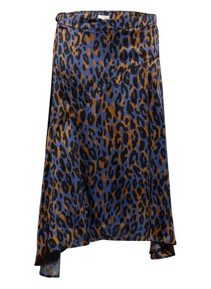 lilienfels Rock, Farbe: DUNKELBLAU/ SCHWARZ/ CAMEL (Bild 1)